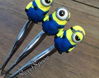 Sweet Spoon the Minions