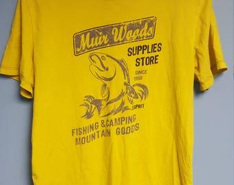 Mens M ESPRIT Mountain Goods T-shirt