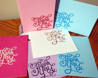 Greeting Cards, Thank You