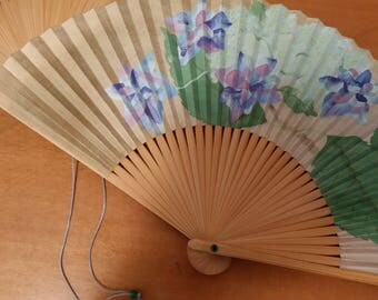 Set of 2 Japanese Fans