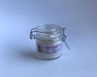 Lotus blossom scented candle