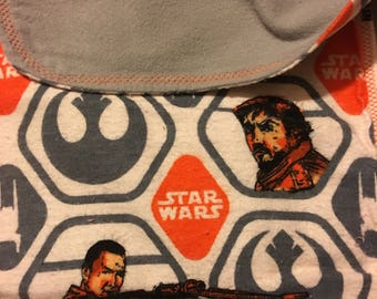 One with the force, the force is with me car seat blanket