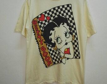 Vintage t-shirt Betty BooP copyright 1993 king features syndicates, Inc./Fleischer studios, Inc.