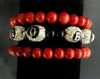 GO BIG RED bracelet