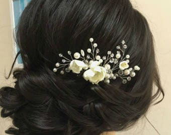 Wedding hair accessories, Bridal Hair comb, Bridal hair piece, Bridal Headband, Wedding hair comb, Bridal Hair Jewelry, wedding hair comb