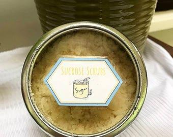 Honey Brown Sugar Scrub