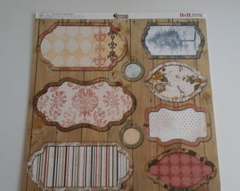 Cardstock paper Bobunny Collection Pack