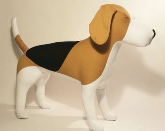Beagle Dog Mannequin and sculpture