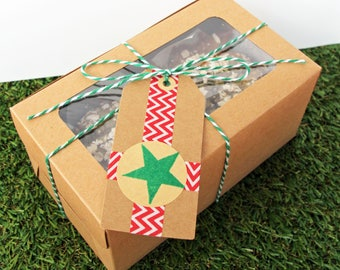 Cupcake packaging set