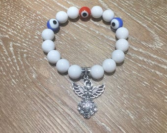 Angel protection bracelet