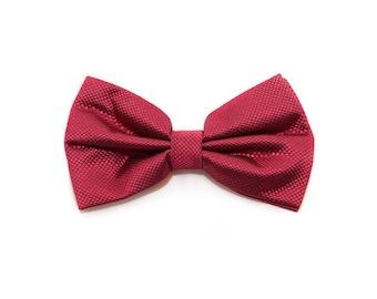 de MORÉ - Rathin red bow tie