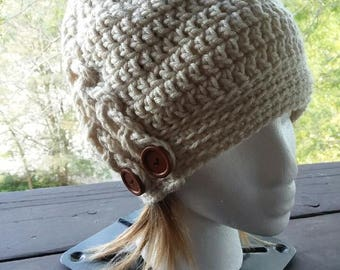 2-5 year old Slouch Winter Hat