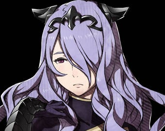 Camilla (FE: Fates) Clips & Diadem Full Set