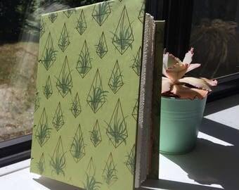Copper Succulent Watercolour Journal