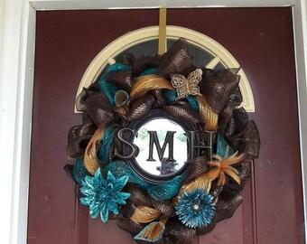 Mirrored Wreath