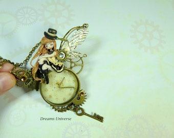 Steampunk fairy 01
