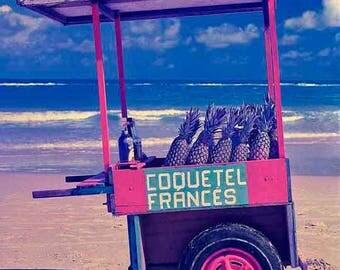Original fine art photography print - Coquetel Frances