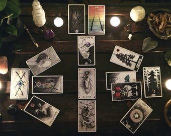 The World . Tarot Reading