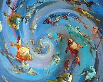 Pavel Guzenko - Aquarium
