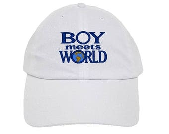 Boy Meets World Hat