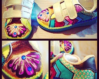 Example: Mermaid Shoes