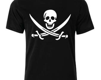 Pirate T-Shirt - available in many sizes and colors