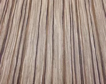 Olive Tree Wood Veneer, Thin Wood Veneer, Wood, Veneer Sheet