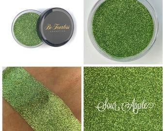 Green Apple - Cosmetic Glitter ,Loose Glitter
