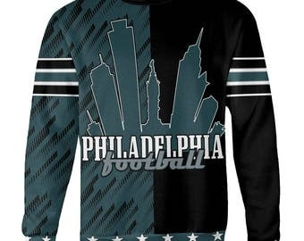 Philadelphia Eagles NFL Football Sweatshirt