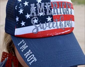 Americas Sweetheart Hat