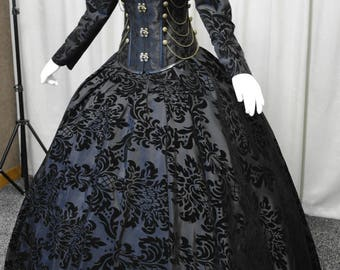 2nd installment for gothic dress.