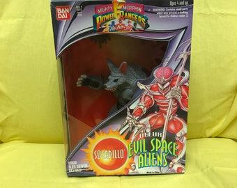 1994 Socadillo Power Rangers