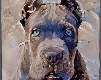 Custom Digital Paintings - Pet Portraits!