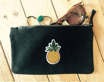Trousse LIVIE maquillage ananas