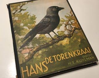Vintage complete Dutch Verkade album