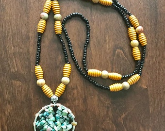 "Tree of Life Premium Collection ""Jasper"" Necklace"