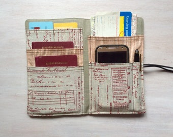 Passport holder, travel organizer, passport cover, travel organizer
