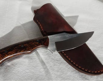 Custom Handmade Fixed Blade Hunting Camping EDC Survival Knife