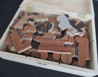 puzzle Bécassine