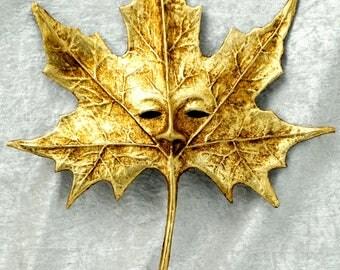 Autumn Leaf Gold