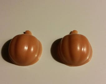 Perfect Pumpkin Mini Pumpkin Goats Milk Soaps 519