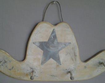 Cowboy Hat Hooks