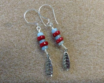 Southwest inspired earrings