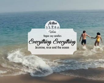 Everything, Everything - Soy Wax Candle