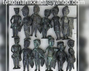 Bronze figure 12 cm