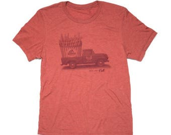 Whataburger Fry Truck T-Shirt  *FREE SHIPPING*