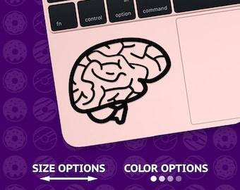 brain, brain decal, brain sticker, brain vinyl, brain vinyl decal, cerebrum, cerebrum decal, cerebrum vinyl, cerebrum sticker, cranium