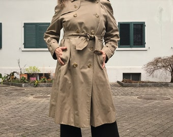 Burberry trench vintage