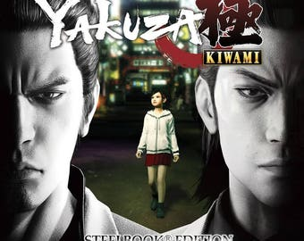 PS4 YAKUZA KIWAMI (Pre Order)
