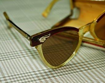Vintage sunglasses, Cateye sunglasses, Cateye, 50s, vintage, sunglasses, glasses